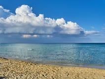 Geschoten van het mooie strand van San Lorenzo stock afbeeldingen
