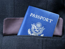 Geschsaftsreise Lizenzfreies Stockfoto