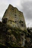 Geschwätz-Schloss Stockbild