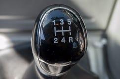 5 Geschwindigkeits-Gang-Stock Lizenzfreies Stockfoto