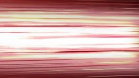 Geschwindigkeitslinie Anime für rote Farben des Karikaturhintergrundes verschieben Seite auf Seite Schleifenanimation manga Art stock abbildung