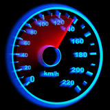 Geschwindigkeitsmesser Stockbilder