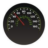 Geschwindigkeitsmesser Lizenzfreie Stockfotos