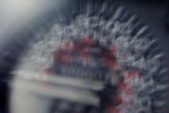 Geschwindigkeitsmesser Lizenzfreie Stockbilder