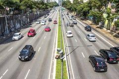 Geschwindigkeitsregelungsradar Lizenzfreie Stockfotografie
