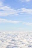 Geschwollene Wolke lizenzfreie stockbilder