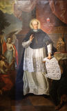 Gesegneter Agostino Gasotti-Bischof von Zagreb Stockfotografie