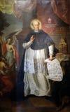 Gesegneter Agostino Gasotti-Bischof von Zagreb Lizenzfreie Stockfotografie