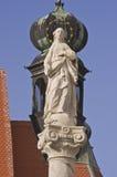 Gesegneter Jungfrau Maria Stockbild