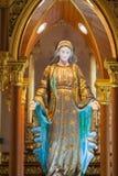 Gesegneter Jungfrau Maria Stockfotos