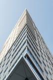 Gesellschaft von Künsten und von Handwerk scharfes emporgeragtes errichtendes Boston Massachusetts Lizenzfreie Stockfotografie