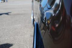 Gesenktes Auto lizenzfreie stockfotos