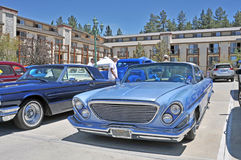Gesenktes Chrysler 300 Lizenzfreie Stockbilder