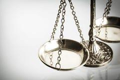 Gesetzes- und Gerechtigkeitskonzept Lizenzfreie Stockfotografie