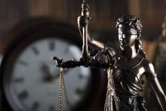 Gesetzesthema Lizenzfreie Stockfotografie