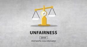 Gesetzesurteil-Rechte, die Rechtsauffassung wiegen stockfotos