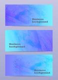 Gesetzter Hintergrund des abstrakten Aquarellgeschäfts Lizenzfreies Stockfoto