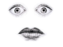 Gesicht Stockfotografie