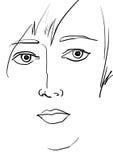 Gesicht Stockfotos
