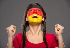 Gesicht Art markierungsfahnen Lizenzfreie Stockfotos