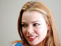 Gesicht der Frau Lizenzfreie Stockfotos