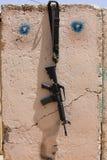 Gesicht des Krieges Lizenzfreie Stockbilder
