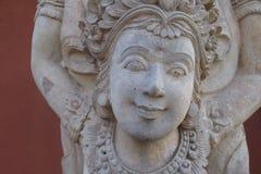 Gesicht des Steins Lizenzfreies Stockbild
