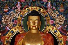 Gesicht von Buddha Lizenzfreies Stockbild