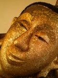 Gesicht von Buddha Lizenzfreie Stockfotografie