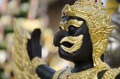 Gesicht von Garuda Lizenzfreie Stockfotos