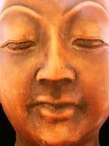 Gesichts-Skulptur Stockfoto