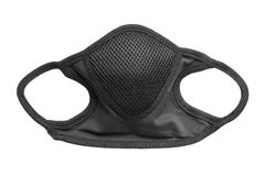 Gesichtsmaske für industrielles Stockbild
