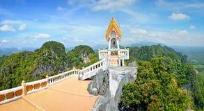 Gesichtspunkt an der Spitze Krabi Lizenzfreie Stockbilder