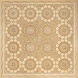 Gesierd Marokkaans Plafond Stock Afbeeldingen