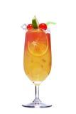 Geslacht op het strand, cocktail royalty-vrije stock foto