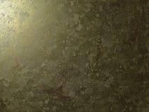 Geslagen Gouden Textuur royalty-vrije stock fotografie