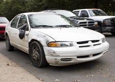 Gesloopt Stratus van Dodge van 2000 SE Royalty-vrije Stock Fotografie