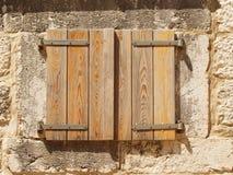 Gesloten blinden (10) Royalty-vrije Stock Fotografie