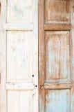 Gesloten deur Royalty-vrije Stock Foto's