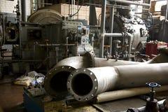 Gesloten fabriek Stock Afbeelding