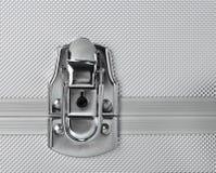 Gesloten het conceptenslot van de veiligheid Stock Foto's