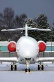 Gesloten luchthaven Stock Fotografie