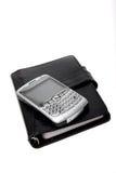 Gesloten Ontwerper met PDA Royalty-vrije Stock Afbeeldingen