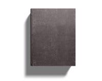 Gesloten oud boek, 3D illustratie Royalty-vrije Stock Foto