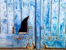 Gesloten poort Stock Foto's