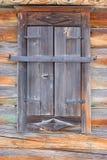 Gesloten venster Stock Afbeeldingen