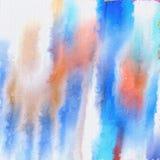 Gesmeerde inkt Royalty-vrije Stock Afbeelding