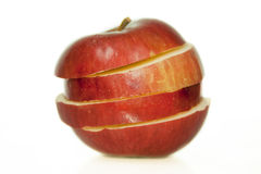Gesneden appel Royalty-vrije Stock Foto