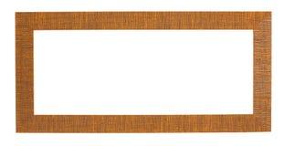 Gesneden Bebost Frame (met het knippen van weg) Stock Foto