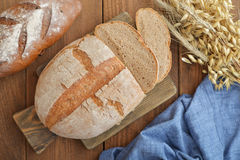 Gesneden brood Royalty-vrije Stock Fotografie